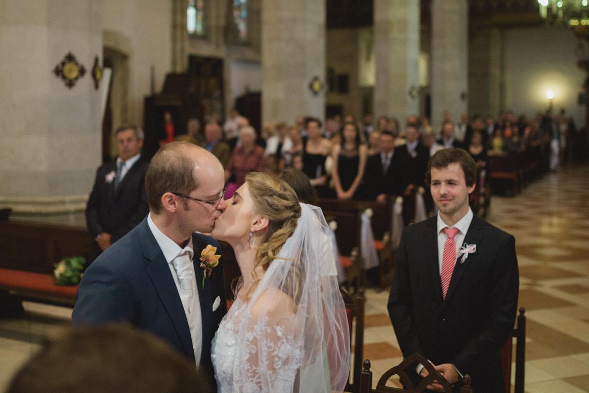prvy bosk svadba chram sv. Martin