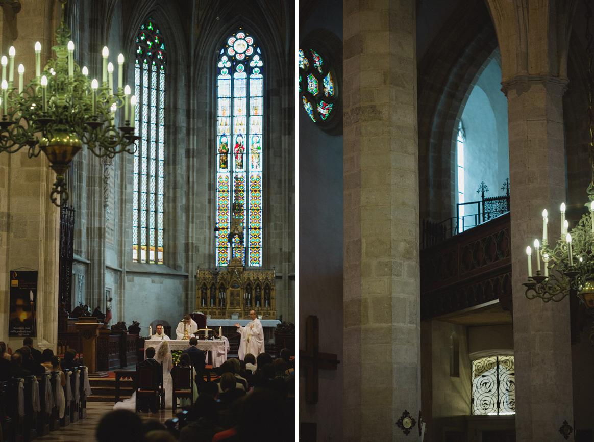 chram sv. Martina Bratislava svadba