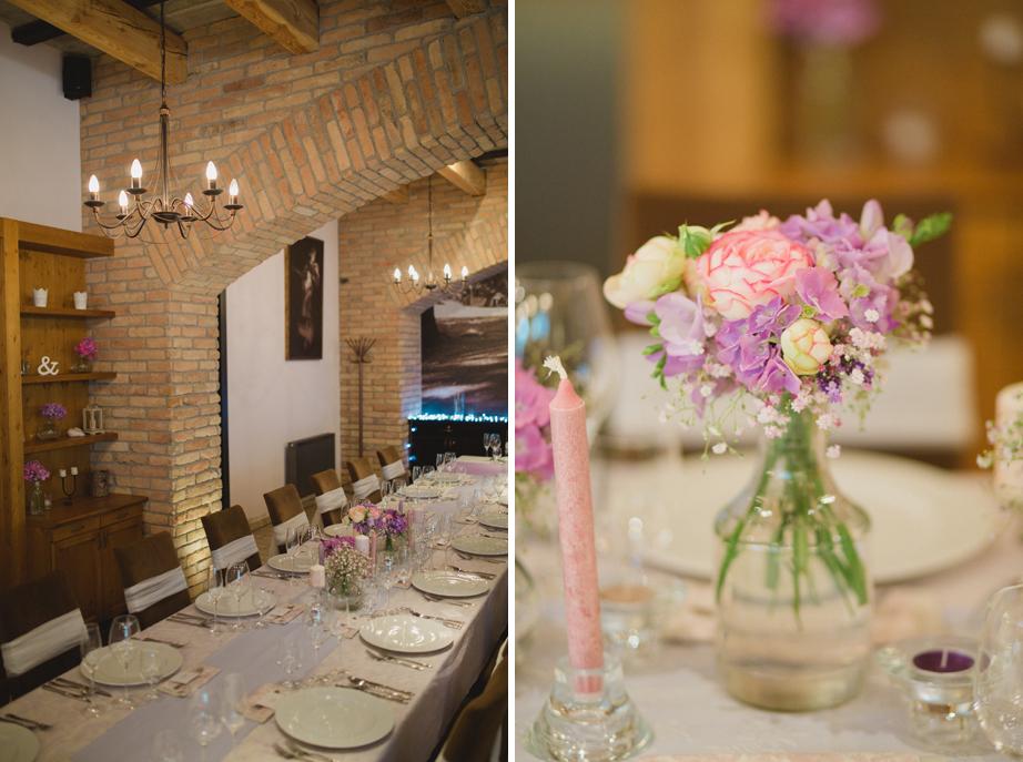 svadobna vyzdoba restauracie putnicky mlyn v Marianke pri Bratislave