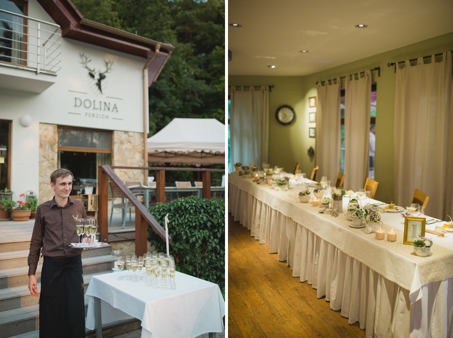 penzion Dolina Horne Lefantovce svadba